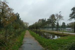 NJBB aan het werk in Sportpark Middenmeer 1