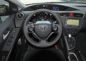Honda Civic Tourer dashboard