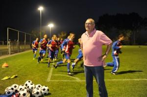 """Ton Langelaar, voorzitter SV De Dijk: """"Dit smaakt naar meer."""""""